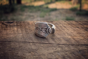 The Primrose Spoon Ring (Size 5)