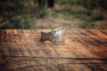 Melrose Sterling Spoon Ring
