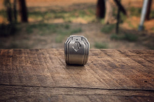 The Echelon Spoon Ring (Size 6)