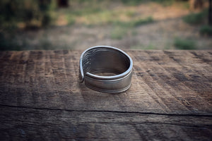 The Limbo Spoon Ring (Size 8)