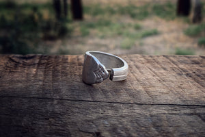 The Finder Spoon Ring (Size 8)