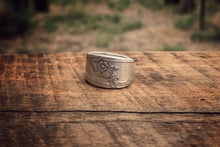 The Peacemaker Spoon Ring (Size 6)