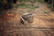 The Consultation Spoon Ring (Size 6)