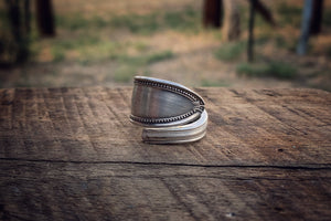 The Rumble Spoon Ring (Size 8)