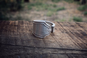 The United Spoon Ring (Size 8)