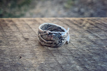 Legend of the Maid of the Mist Demi Sterling Spoon Ring