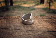 The Flute Spoon Ring (Size 5)