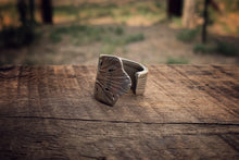 The Furrow Spoon Ring (Size 6)
