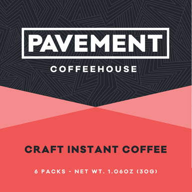 Pavement Craft Instant Coffee