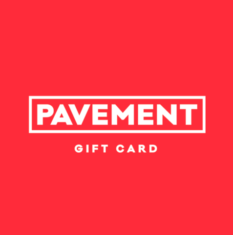 E-gift card (in-store only)