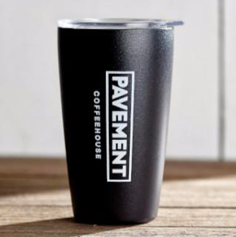 Miir Insulated Tumbler - Pavement logo