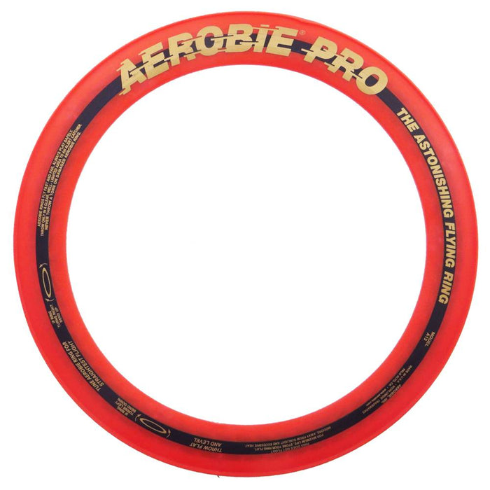 "Aerobie Pro Ring 13"" Flying Ring Catch Disc"