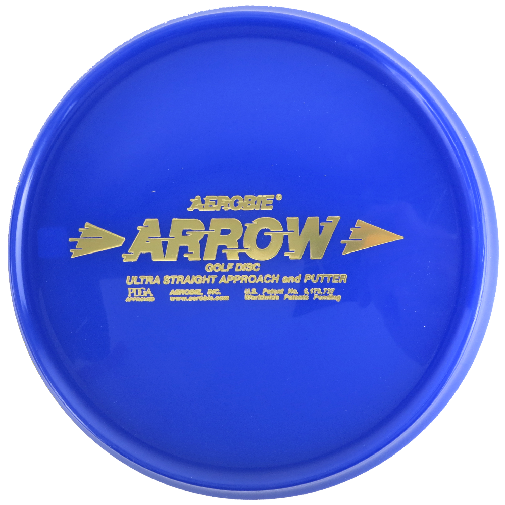 Aerobie Arrow Putter Golf Disc