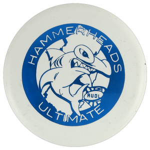 AUDL Pro Ultimate New Jersey Hammerheads Logo Inter-Locking Mini Marker Disc