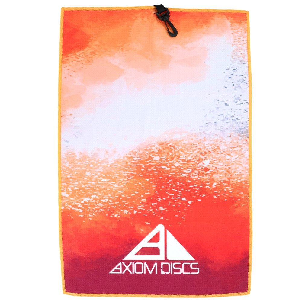 Axiom Discs Full Color Sublimated Disc Golf Towel