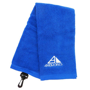 Axiom Discs Icon Logo Disc Golf Towel