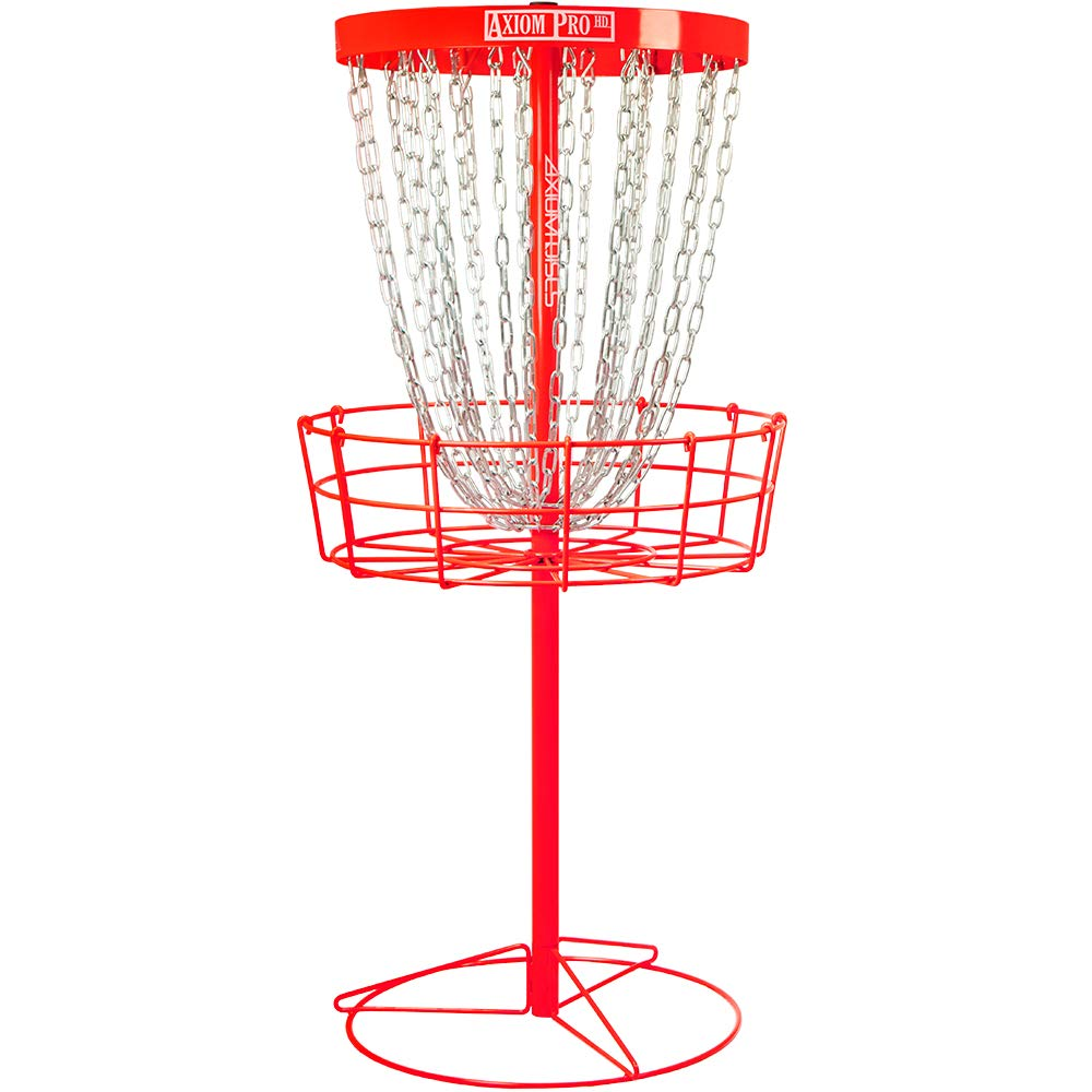 Axiom Pro HD 24-Chain Disc Golf Basket