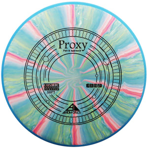 Axiom Cosmic Electron Soft Proxy Putter Golf Disc