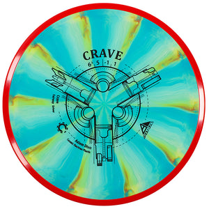 Axiom Cosmic Neutron Crave Fairway Driver Golf Disc
