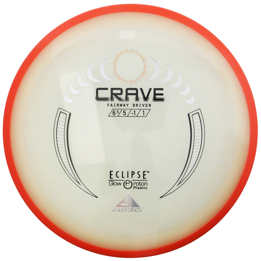 Axiom Eclipse Glow Proton Crave Fairway Driver Golf Disc