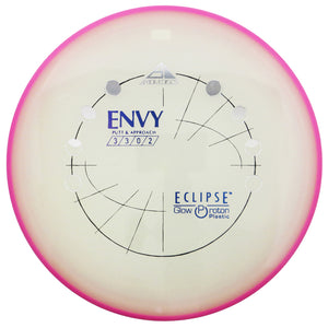 Axiom Eclipse Glow Proton Envy Putter Golf Disc