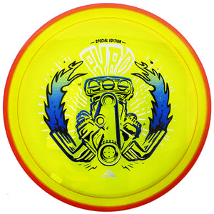 Axiom Special Edition Prism Proton Pyro Midrange Golf Disc