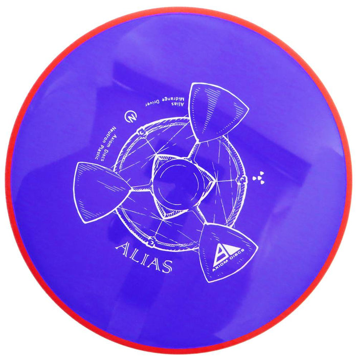 Axiom Neutron Alias Midrange Golf Disc