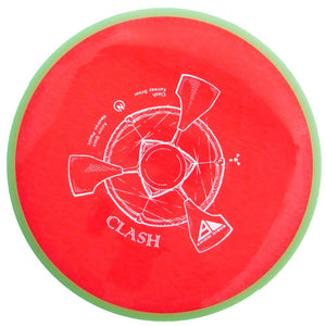 Axiom Neutron Clash Fairway Driver Golf Disc