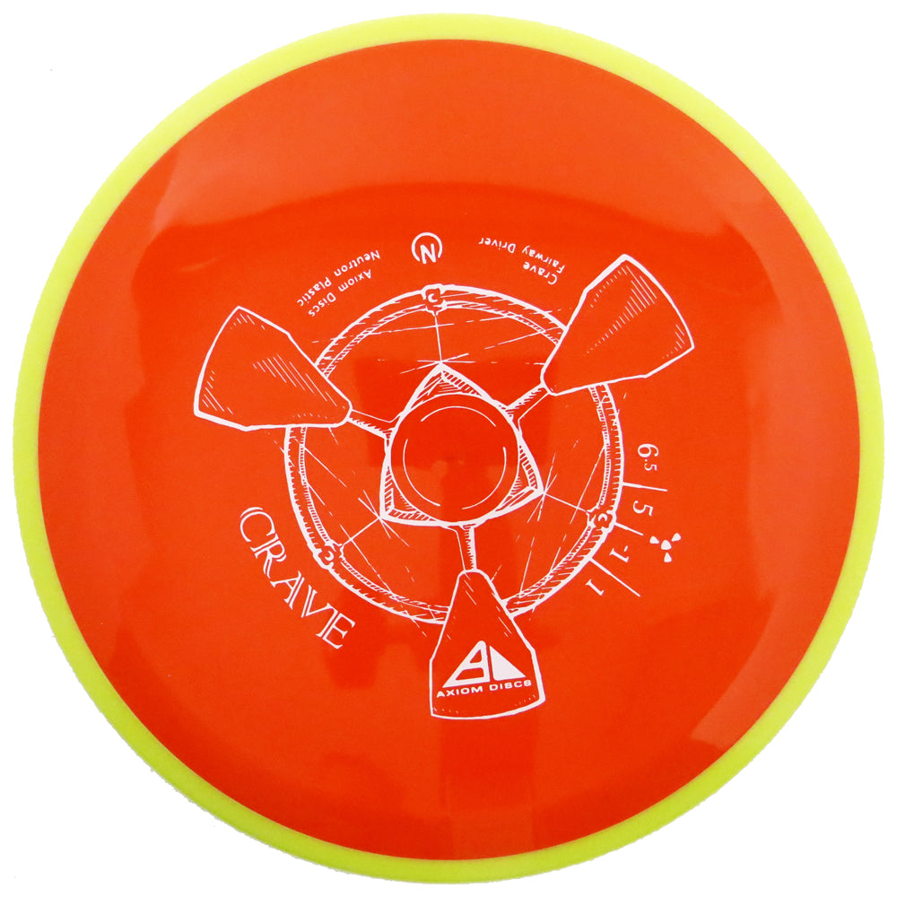 Axiom Neutron Crave Fairway Driver Golf Disc