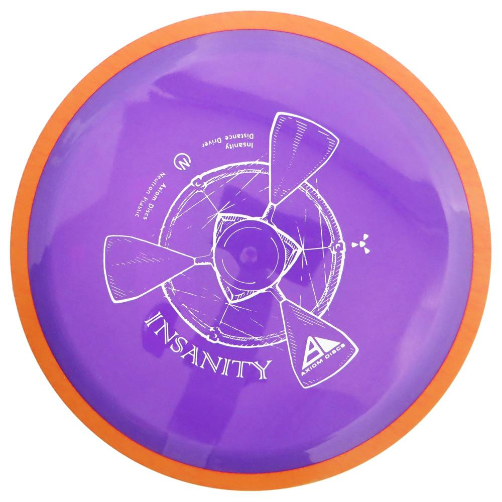 Axiom Neutron Insanity Distance Driver Golf Disc
