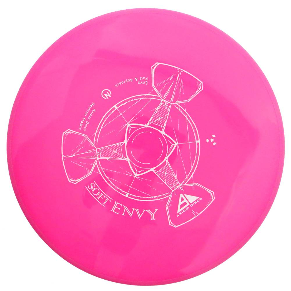 Axiom Neutron Soft Envy Putter Golf Disc
