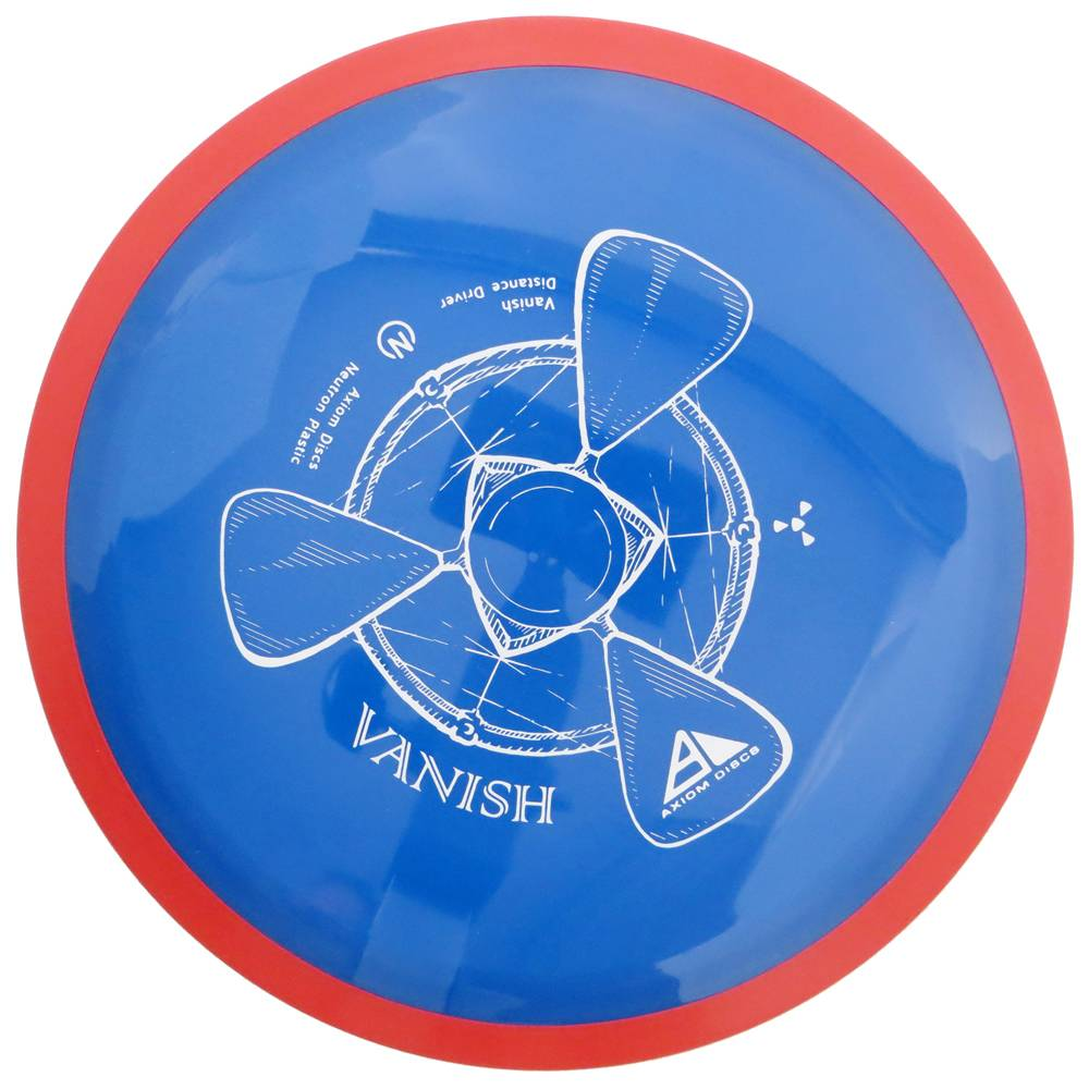 Axiom Neutron Vanish Distance Driver Golf Disc