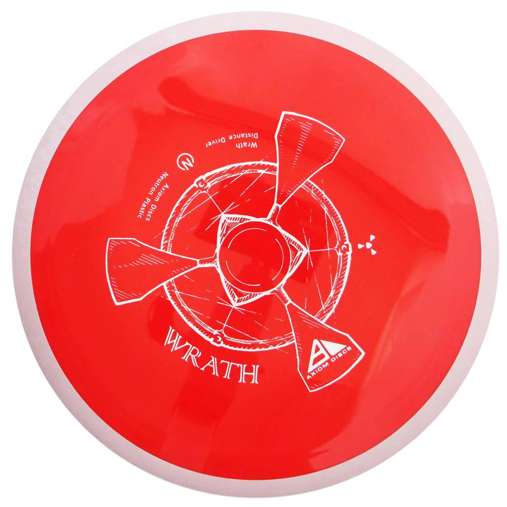 Axiom Neutron Wrath Distance Driver Golf Disc