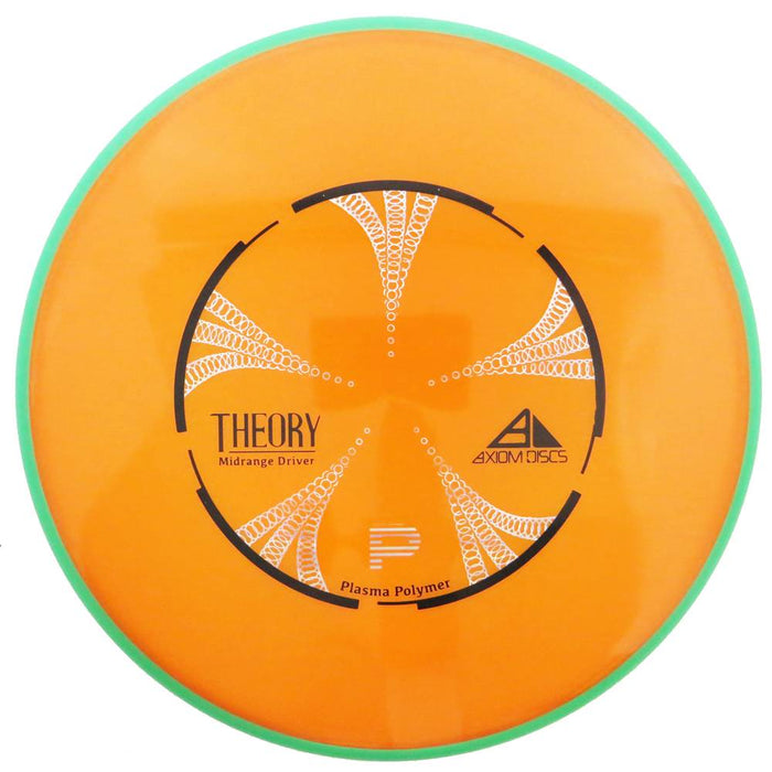 Axiom Plasma Theory Midrange Golf Disc