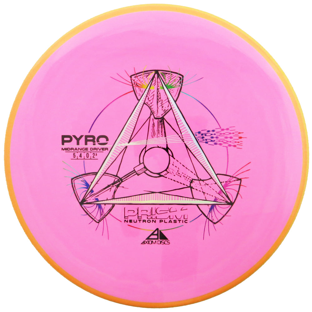 Axiom Prism Neutron Pyro Midrange Golf Disc