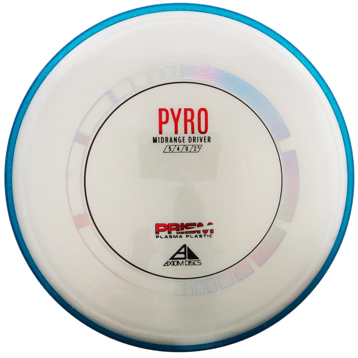 Axiom Prism Plasma Pyro Midrange Golf Disc
