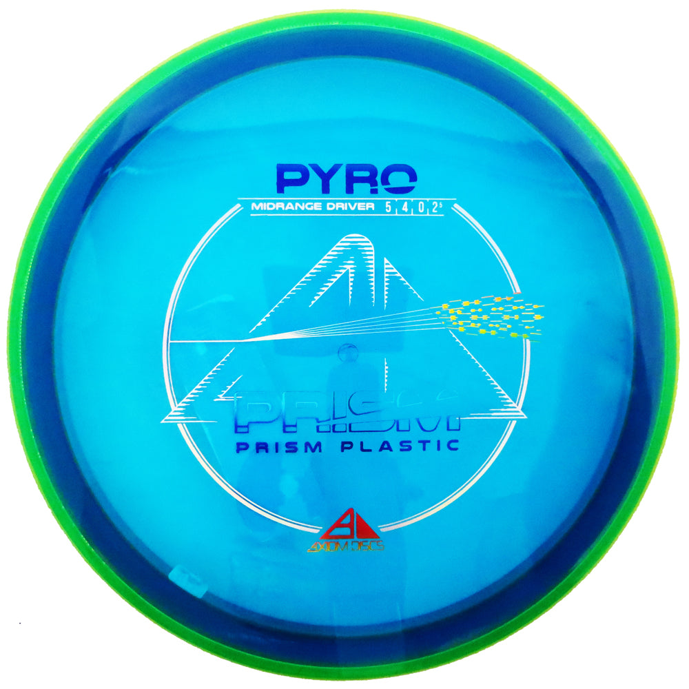 Axiom Prism Proton Pyro Midrange Golf Disc