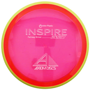 Axiom Proton Inspire Fairway Driver Golf Disc