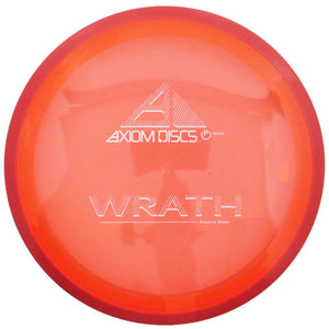 Axiom Proton Wrath Distance Driver Golf Disc