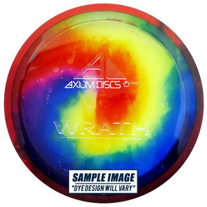 Axiom Tie-Dye Proton Wrath Distance Driver Golf Disc