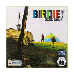Boda Brothers Games Birdie Disc Golf Tabletop Board Game - Base Set