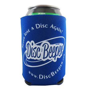 Disc Beeper Logo Can Coozie