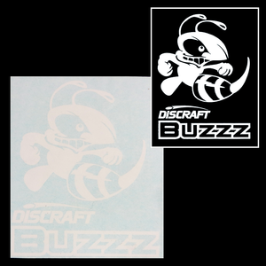 Discraft Buzzz Design Vinyl Decal Sticker