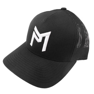 Discraft Paul McBeth PM Logo Snapback Trucker Disc Golf Hat