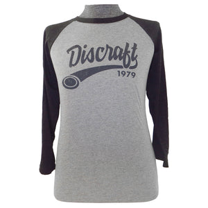 Discraft Vintage 3/4 Sleeve Disc Golf T-Shirt