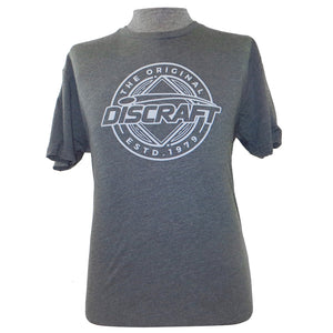 Discraft Circle Short Sleeve Disc Golf T-Shirt