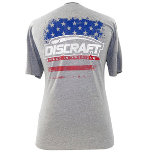 Discraft Made in America Short Sleeve Disc Golf T-Shirt