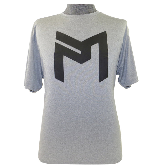 Discraft Paul McBeth PM Logo Short Sleeve Performance Disc Golf T-Shirt