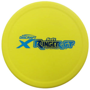Discraft Elite X Soft Ringer GT Putter Golf Disc