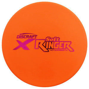 Discraft Elite X Soft Ringer Putter Golf Disc